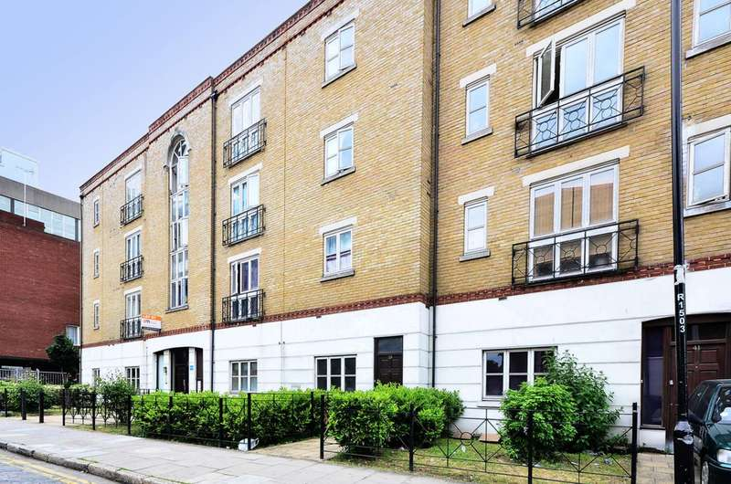 1 Bedroom Flat for sale in Raven Row, Whitechapel, E1