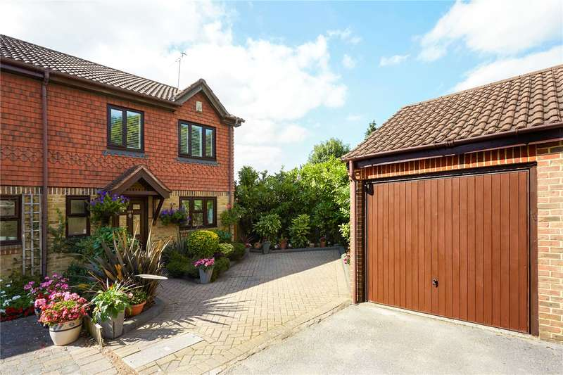 3 Bedrooms Semi Detached House for sale in Alpine Road, Redhill, Surrey, RH1