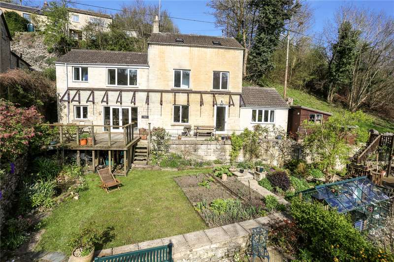 4 Bedrooms Detached House for sale in Burleigh, Stroud, Gloucestershire, GL5