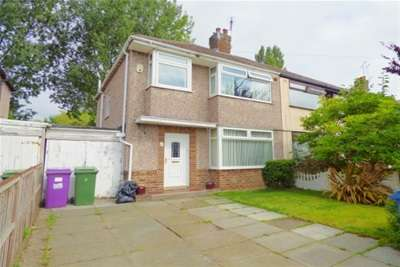 3 Bedrooms Semi Detached House for rent in Greenacre Road, Woolton