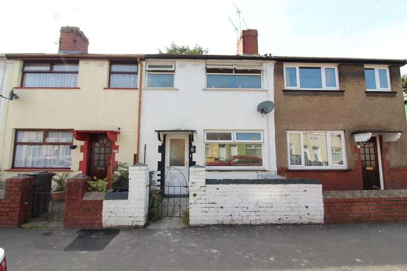 3 Bedrooms Terraced House for sale in Ailesbury Street, Newport, NP20