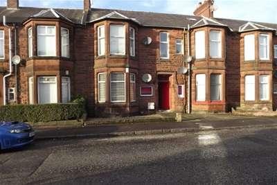 1 Bedroom Flat for rent in Glebe Road, Kilmarnock