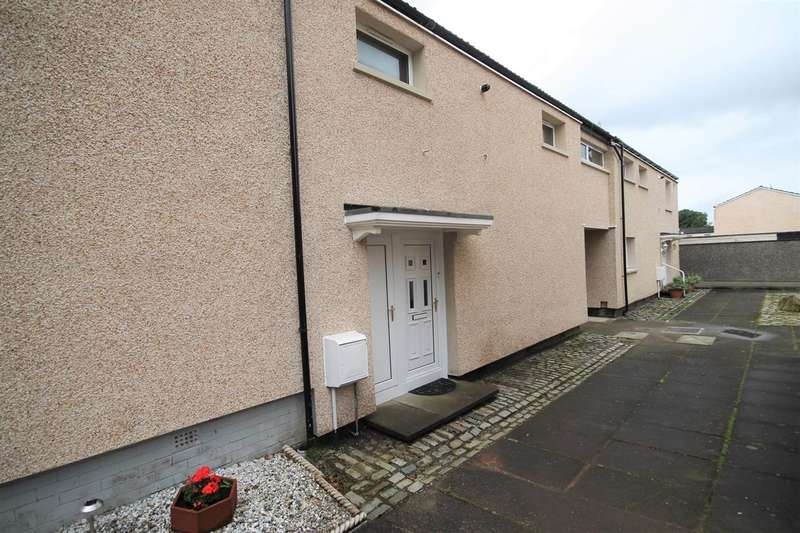 4 Bedrooms Terraced House for sale in Hawthorn Road, Abronhill, Cumbernauld