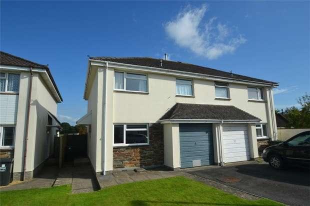 3 Bedrooms Semi Detached House for sale in BRAUNTON, Devon