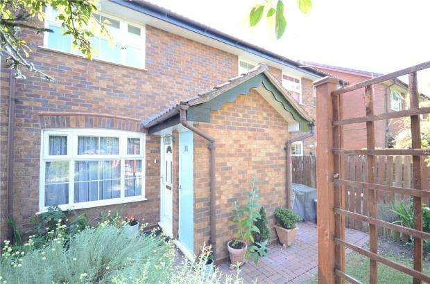 1 Bedroom Terraced House for sale in Lysander Close, Woodley, Reading
