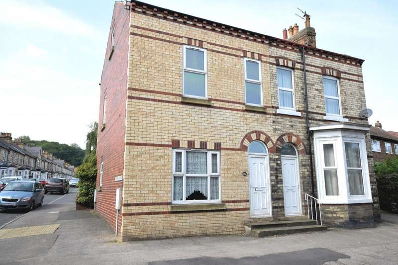 3 Bedrooms Semi Detached House for sale in Scalby Road, Scarborough, North Yorkshire YO12 5QB
