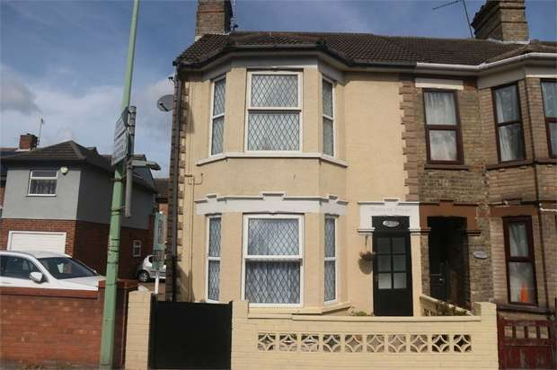 3 Bedrooms End Of Terrace House for sale in Bridge Road, Lowestoft, Suffolk