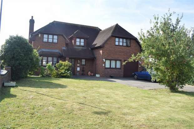 4 Bedrooms Detached House for sale in Pound Lane, Laindon, Basildon, Essex