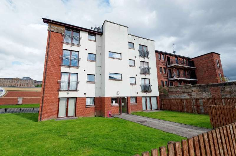 2 Bedrooms Flat for sale in Garscube Road, St George's Cross, Glasgow, G4 9QU