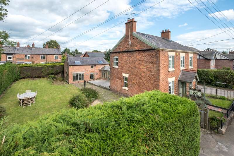 5 Bedrooms House for sale in 5 bedroom House Detached in Calveley