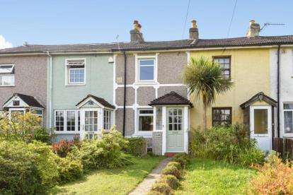 2 Bedrooms Terraced House for sale in Croydon Road, Keston