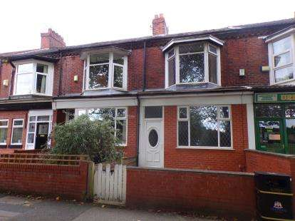 3 Bedrooms Terraced House for sale in Railway Road, Urmston, Manchester, Greater Manchester