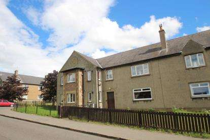 2 Bedrooms Flat for sale in Braehead Road, Stirling