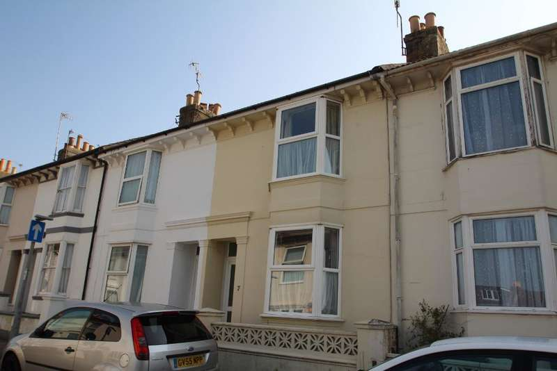 3 Bedrooms Terraced House for sale in Albion Street, Portslade, East Sussex, BN41 1DQ