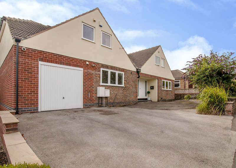 4 Bedrooms Detached House for sale in 97 Bushey Wood Road, Dore, S17 3QD