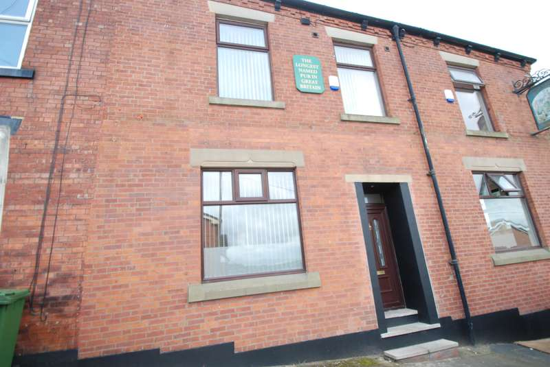 3 Bedrooms Terraced House for sale in Astley Street, Stalybridge, Cheshire, SK15 2EX