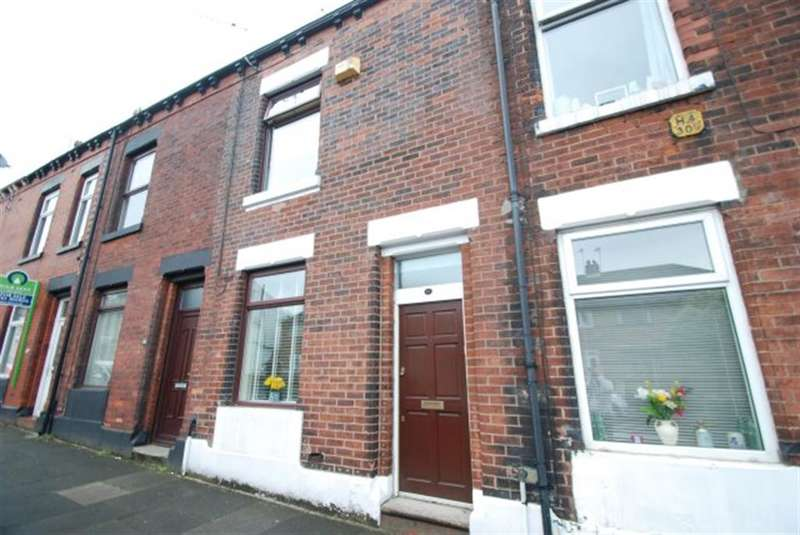 2 Bedrooms Terraced House for sale in Ridge Hill Lane, Stalybridge, Cheshire, SK15 1NF