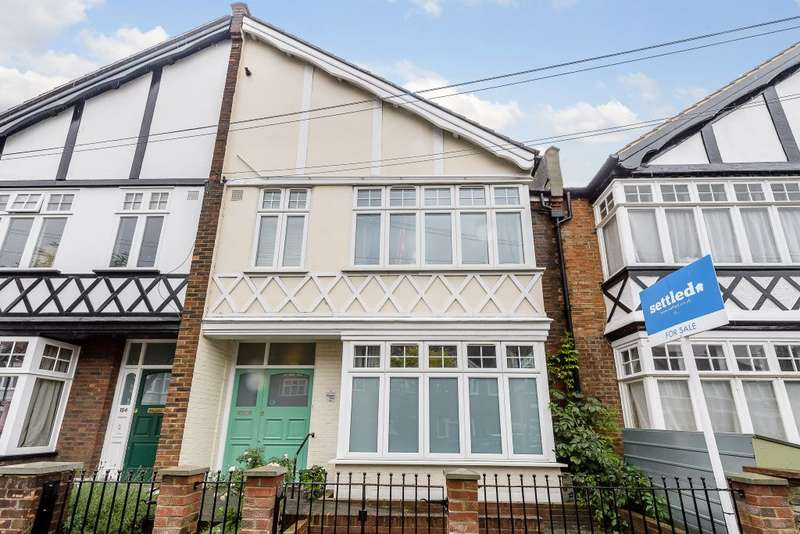 6 Bedrooms Terraced House for sale in Crowborough Road, Furzedown, Tooting, London, SW17 9QF
