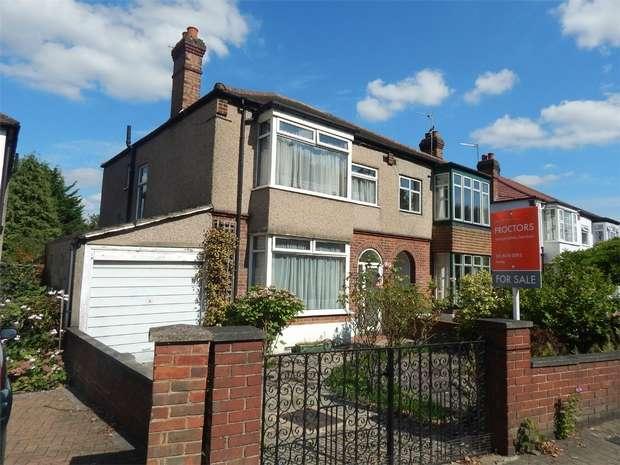 3 Bedrooms Semi Detached House for sale in Elmers End Road, Beckenham, Kent