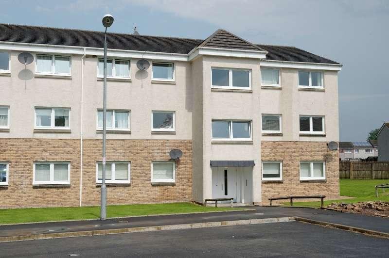 2 Bedrooms Flat for sale in Sanderling, Lesmahagow, South Lanarkshire, ML11 0GX