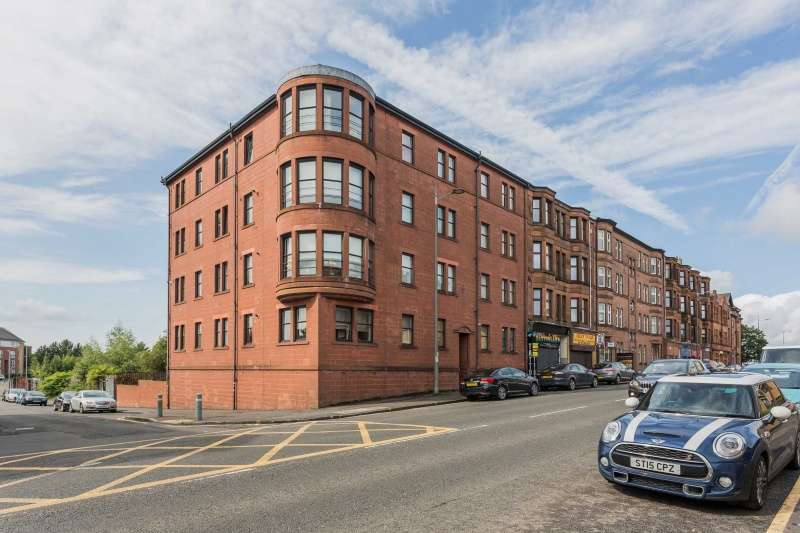 1 Bedroom Flat for sale in Dumbarton Road, Dalmuir, Clydebank, G81 4ET