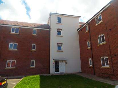 1 Bedroom Flat for sale in Signals Drive, New Stoke Village, Coventry
