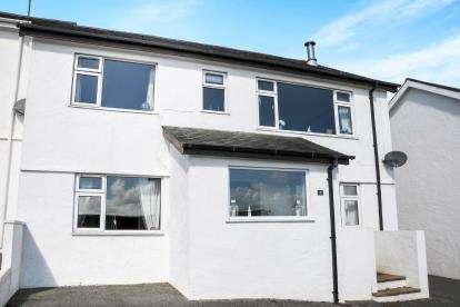 4 Bedrooms Terraced House for sale in Tan Y Gaer, Abersoch, Gwynedd, ., LL53