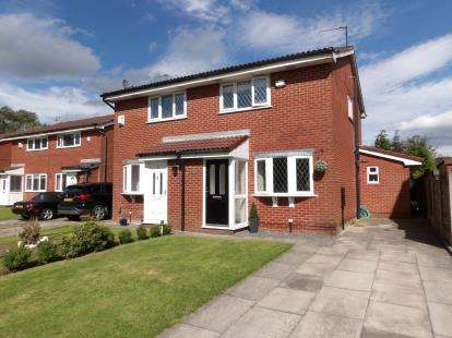 2 Bedrooms Semi Detached House for sale in Dunchurch Close, Lostock, Bolton, Greater Manchester, BL6