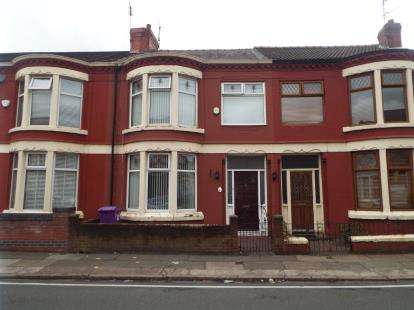 3 Bedrooms Terraced House for sale in Knoclaid Road, Liverpool, Merseyside, England, L13
