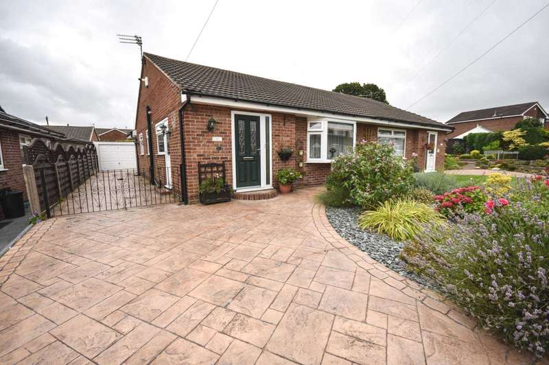 2 Bedrooms Semi Detached House for sale in MICAWBER ROAD, POYNTON