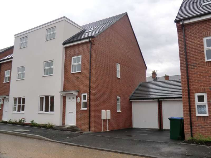 8 Bedrooms Semi Detached House for rent in Poppleton Close, City Centre, Coventry