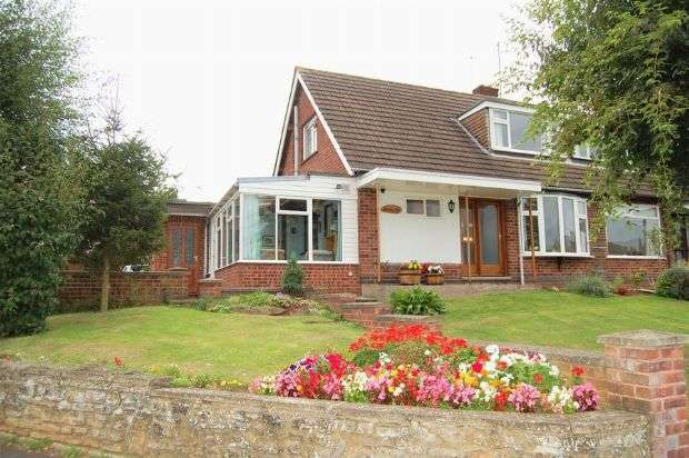 4 Bedrooms Semi Detached House for sale in Meshaw Crescent, Abington Vale, Northampton NN3 3NF