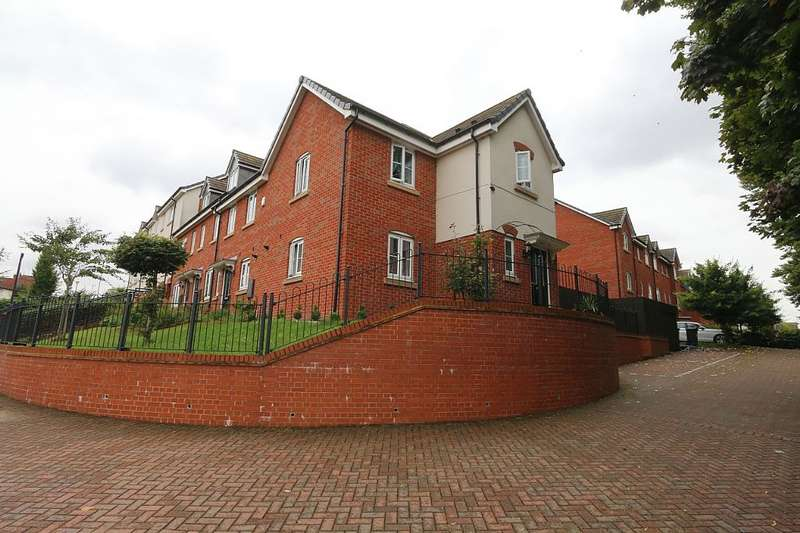 3 Bedrooms End Of Terrace House for sale in Lake View Court, Erdington, Birmingham, West Midlands, B23 7AZ