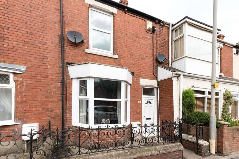 2 Bedrooms Terraced House for sale in Market Crescent, Houghton Le Spring, Tyne and Wear, DH4