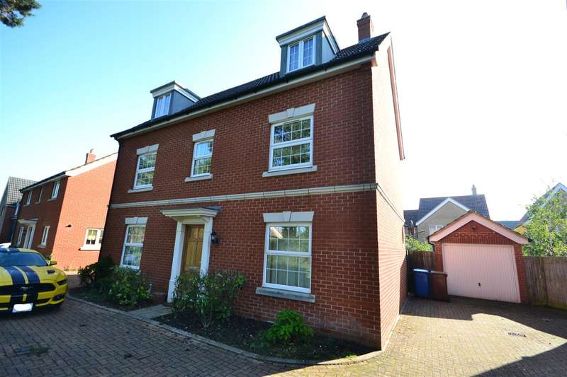 5 Bedrooms Detached House for rent in Sage Court, Red Lodge