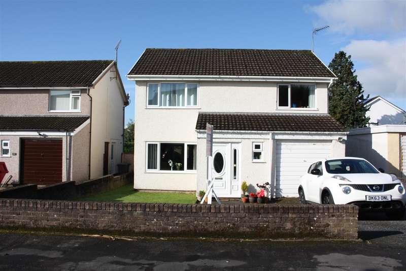 4 Bedrooms Detached House for sale in Millbank, Llandegfan