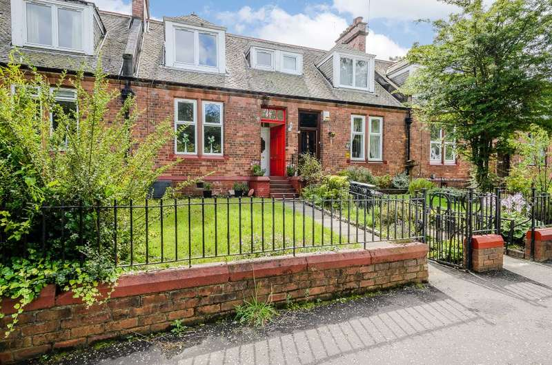 2 Bedrooms Terraced House for sale in Stobhill Cottages, Glasgow, G21 3UN