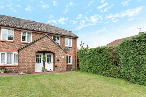 1 Bedroom Maisonette Flat for sale in Acorn Drive, WOKINGHAM, Berkshire