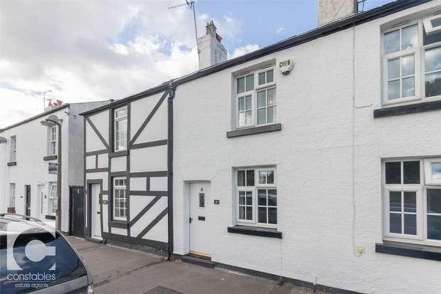 2 Bedrooms Terraced House for sale in Station Road, Parkgate, Neston, Cheshire