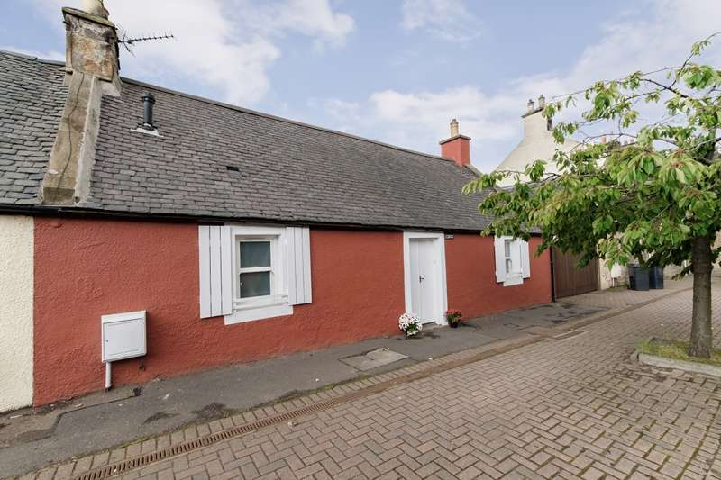 3 Bedrooms Cottage House for sale in Main Street, Pathhead, Midlothian, EH37 5PX