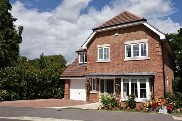 4 Bedrooms Detached House for sale in Elen Place, Bracknell, Berkshire