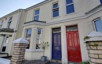 3 Bedrooms Terraced House for sale in Federation Road, Plymouth, PL3