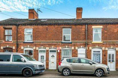 2 Bedrooms Terraced House for sale in Sandon Road, Stafford, Staffordshire