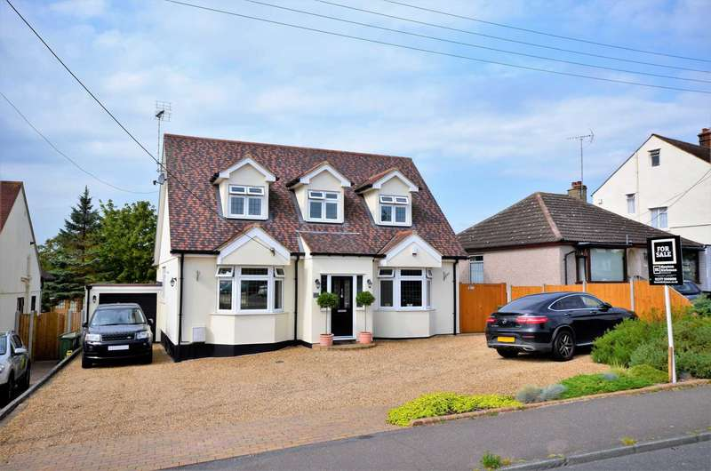 5 Bedrooms Detached House for sale in Grange Road, Great Burstead, Billericay