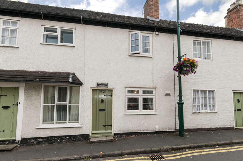 2 Bedrooms Terraced House for sale in Borough Street, Castle Donington