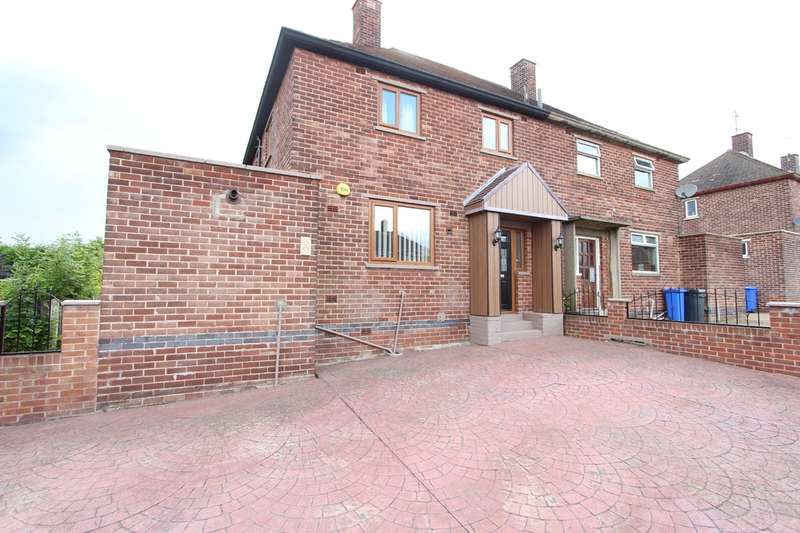 3 Bedrooms Semi Detached House for sale in Elstree Drive, Basegreen