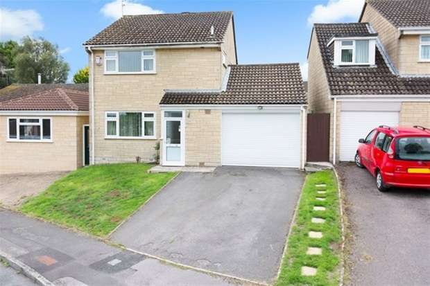 3 Bedrooms Detached House for sale in Ashley Coombe, Warminster