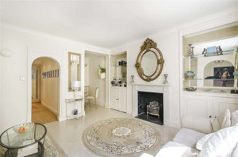 2 Bedrooms Flat for sale in Cumberland Street, London, SW1V