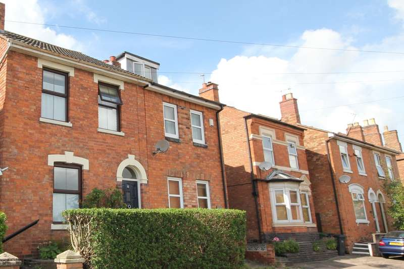 2 Bedrooms Semi Detached House for sale in Mayfield Road, Worcester, WR3