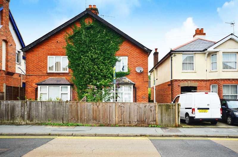 4 Bedrooms Semi Detached House for sale in Madrid Road, Guildford, GU2